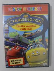 Chuggington Veturit: Täyttä vauhtia raiteilla dvd
