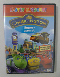 Chuggington Veturit: Superasemat dvd