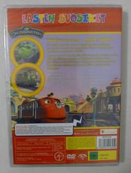 Chuggington Veturit: Kolinaa kiskoilla dvd