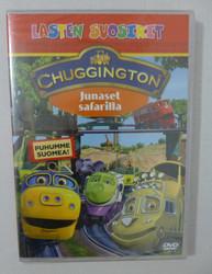 Chuggington Veturit: Junaset safarilla dvd