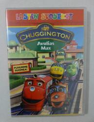 Chuggington Veturit: Avulias Max dvd