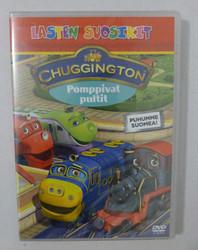 Chuggington Veturit: Pomppivat pultit dvd