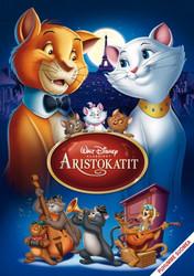 Aristokatit dvd, Disney Klassikko