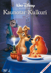 Kaunotar ja Kulkuri dvd, Disney Klassikko