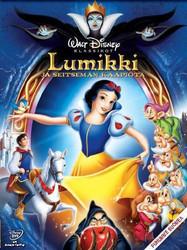 Lumikki ja seitsemän kääpiötä dvd, Disney Klassikko