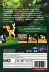 Bambi dvd, Disney Klassikko
