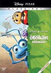 Ötökän elämää dvd, Disney Pixar