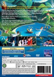 Peter Pan dvd, Disney Klassikko