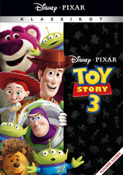 Toy Story 3 dvd, Disney Pixar