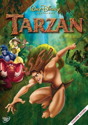 Tarzan dvd, Disney Klassikko