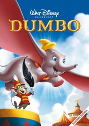 Dumbo dvd, Disney Klassikko