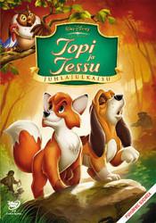 Topi ja Tessu dvd Juhlajulkaisu, Disney Klassikko