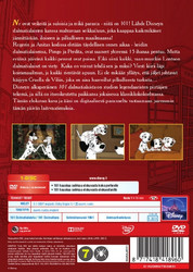 101 Dalmatialaista dvd, Disney Klassikko