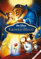 Kaunotar ja Hirviö dvd, Disney Klassikko