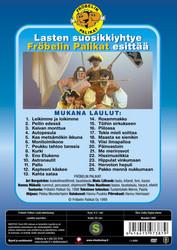 Fröbelin Palikat: Lisää leikkilauluja dvd