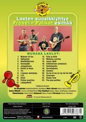 Fröbelin Palikat: Parhaat leikkilaulut 1 dvd