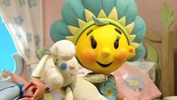 Lilli ja Kukkaisystävät: Sateenkaaren värit dvd