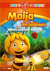 Maija Mehiläinen: Mehiläisten tanssi dvd