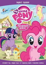 My Little Pony: Ystävyyden taikaa - Lapsenvahtina dvd