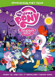 My Little Pony: Spooktacular Pony Tales dvd