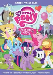 My Little Pony: Ystävyyden taikaa - Kaikki kisojen tähden dvd