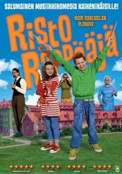 Risto Räppääjä -elokuva dvd