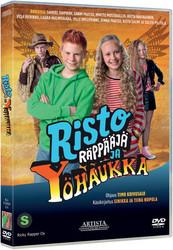 Risto Räppääjä ja Yöhaukka dvd