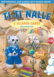 Ti-Ti Nalle ja Ullakon aarre dvd