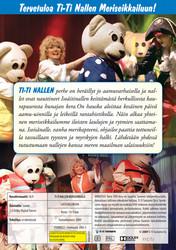 Ti-Ti Nallen Meriseikkailu dvd
