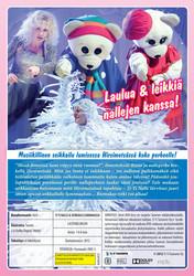 Ti-Ti Nalle: Seikkailu lumimaassa dvd