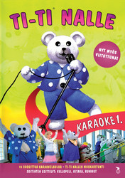Ti-Ti Nalle: Karaoke 1 dvd