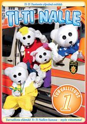 Ti-Ti Nalle: Turvallisuus 1 dvd