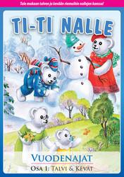 Ti-Ti Nalle Vuodenajat talvi ja kevät dvd