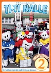 Ti-Ti Nalle: Turvallisuus 2 dvd