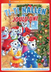 Ti-Ti Nallen Joulu-uni dvd