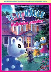 Ti-Ti Nalle ja Nalletalon arvoitus dvd