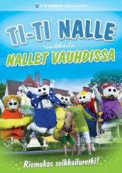 Ti-Ti Nalle -seikkailu: Nallet vauhdissa dvd