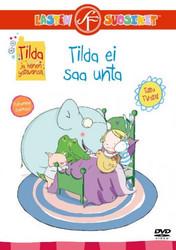 Tilda ja hänen ystävänsä: Tilda ei saa unta dvd