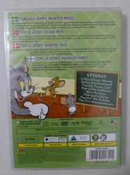 Tom ja Jerry: Hauskat hiiret dvd