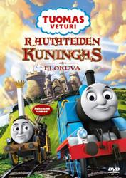 Tuomas Veturi: Rautateiden kuningas dvd