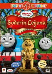 Tuomas Veturi: Sodorin Leijona dvd