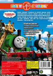 Tuomas Veturi: Kiehtova kuljetus dvd