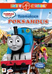 Tuomas Veturi: Tuomaksen poksahdus dvd