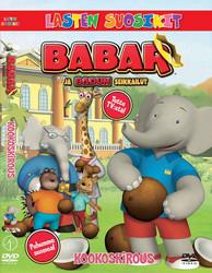 Babar ja Badun seikkailut: Kookoskirous dvd