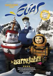 Elias pieni pelastuslaiva: Elias ja aarrejahti dvd