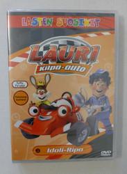 Lauri Kilpa-auto: Idoli-Ripa dvd