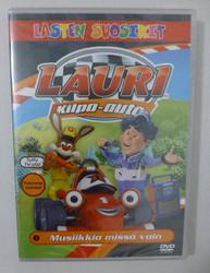 Lauri Kilpa-auto: Musiikkia missä vain dvd