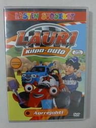 Lauri Kilpa-auto: Aarrejahti dvd
