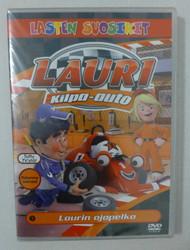 Lauri Kilpa-auto: Laurin ajopelko dvd