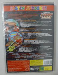 Lauri Kilpa-auto: Varikko-ooppera dvd